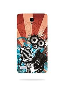 casemirchi creative designed mobile case cover for Redmi Note Prime / Redmi Note Prime designer case cover (MKD10008)