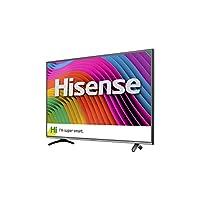Hisense 43H7C2 43-Inch 4K Ultra HD Smart LED TV (2016 Model) by Hisense