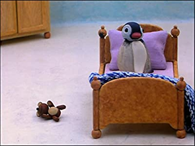 Pingu and Pinga Don't Want to go to Bed