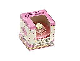 Rose & Co Bubblegum Cupcake Soap
