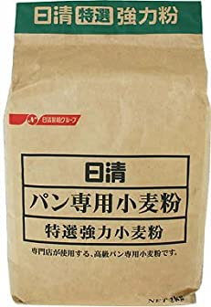 日清 パン専用小麦粉 2kg