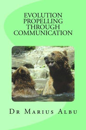 Evolution Propelling Through Communication