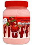 Marshmallow Fluff Jar - Strawberry