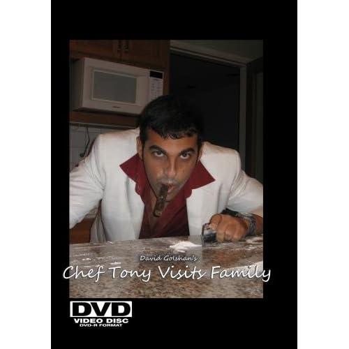 Chef Tony Visits Family