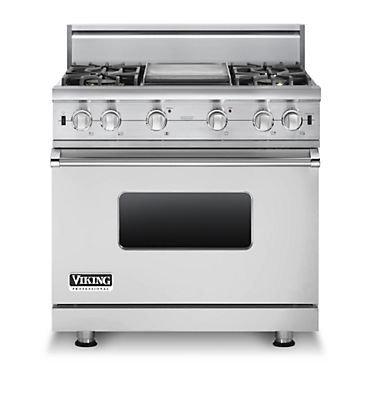 Viking Vgcc5364Gss 36 Inch Freestanding Range
