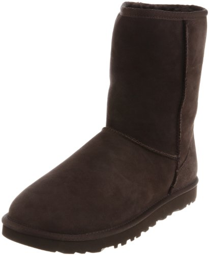 UGG Men's Classic Short Boots brown EU 40.5