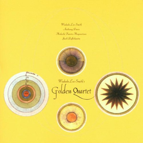 Click here to buy Golden Quartet by Wadada Leo Smith.