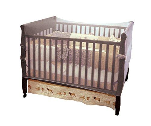 Nuby Crib Netting