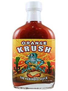 Orange Krush Hot Sauce 5 Fl Oz by AmericanSpice.com