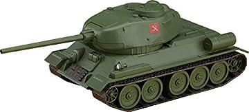 ねんどろいどもあ ガールズ&パンツァー 劇場版 T-34/85 ノンスケール ABS&PVC 塗装済み完成品フィギュア