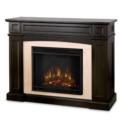 Real Flame Rutherford Electric Fireplace - Dark Walnut image B006TTVBEU.jpg