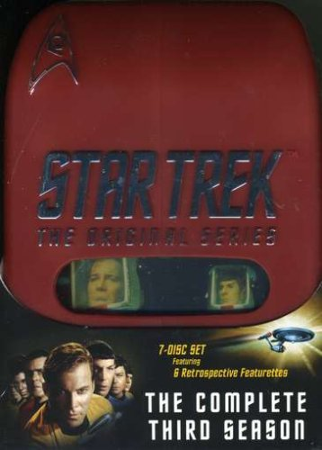 Cover art for  Star Trek The Original Series - The Complete Third Season