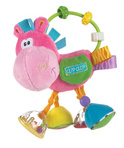 Playgro Clopette Activity Rattle for Baby