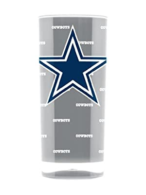 NFL Dallas Cowboys Insulated Square Tumbler