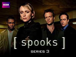 Spooks Season 3