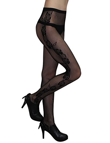 Womens Sexy Fishnet Stretch Tights Pantyhose Stockings