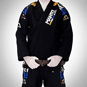 Manto World Champ 3.0 Gi - Black - A1