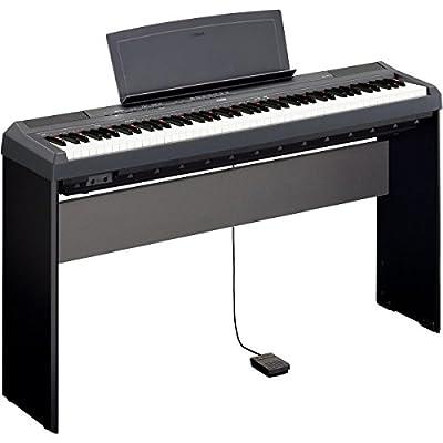 Yamaha P-115 Digital Piano with L-85 Stand by Yamaha