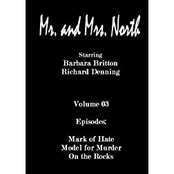 Mr. and Mrs. North - Volume 03