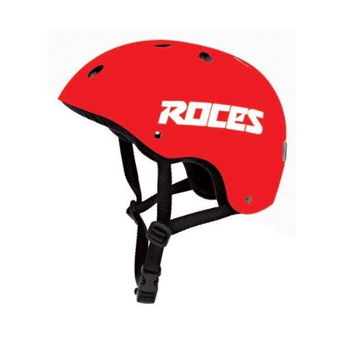 Roces Casco Ce Aggressive rosso L