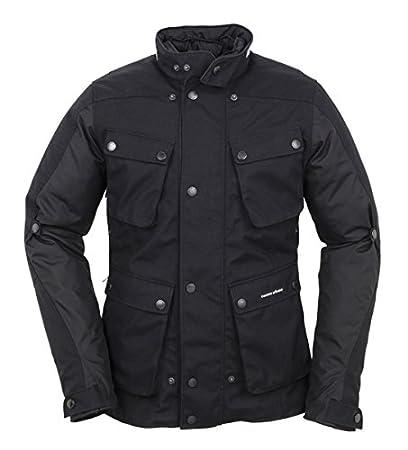 Tucano urbano veste de 8855N7 tRIP aB-respirant, imperméable, veste touring-noir-taille xXL