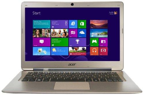 Acer Aspire S3-391 13.3-inch Ultrabook (4GB RAM, 500GB HDD)