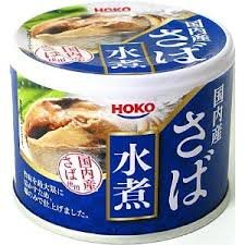 HOKO さば水煮 190g x12缶 イージーオープン缶