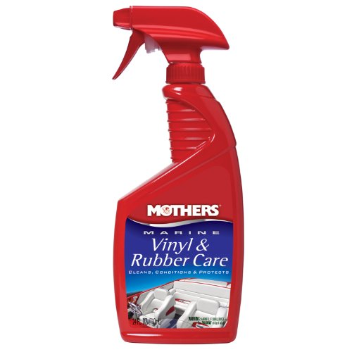 Mothers 91424 Marine Vinyl & Rubber Care – 24 oz.