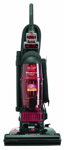Bissell 82h5e Powerforce Turbo Bagless Upright Vacuum Cleaner