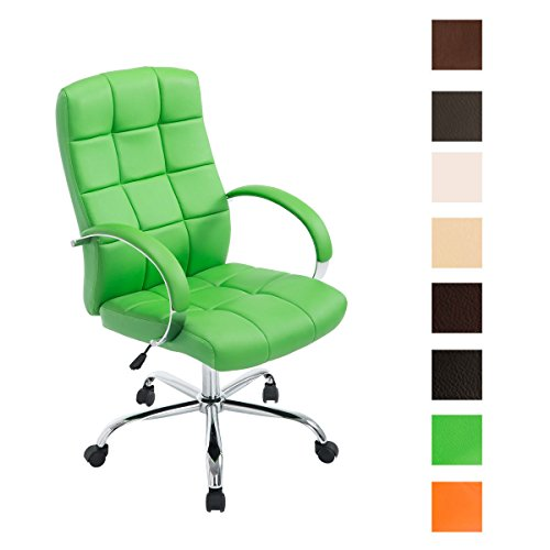clp-executive-office-chair-mikos-desk-chair-adjustable-in-height-45-55-cm-thick-upholstery-green