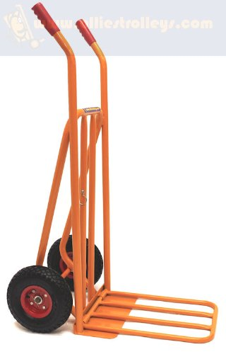 Heavy Duty 300kg Sack Trolley Truck Barrow exToe OT1001