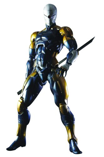 Square Enix Metal Gear Solid: Play Arts Kai: Cyborg Ninja Action Figure