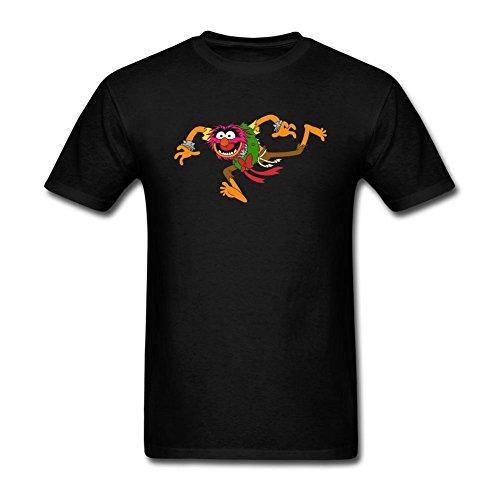 JuDian Beaker Muppet T Shirt For Men (Beaker From Muppets)
