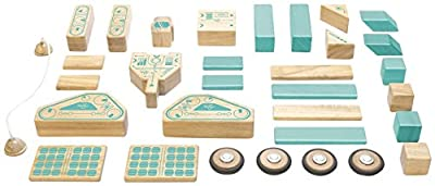Available for Sale Magnetic Wooden Block Set Tegu Magnetron