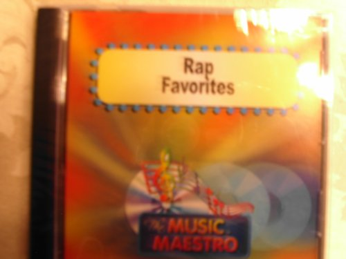 Music Maestro #6170 Rap Karaoke CDG-OOP (Loc Peppa compare prices)