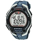 Fuly Automatic Timex Men's Ironman 30 Lap Resin Digital Display Watch