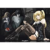 Death Note Poster: Misa, L & Light (98 x 68 cm)