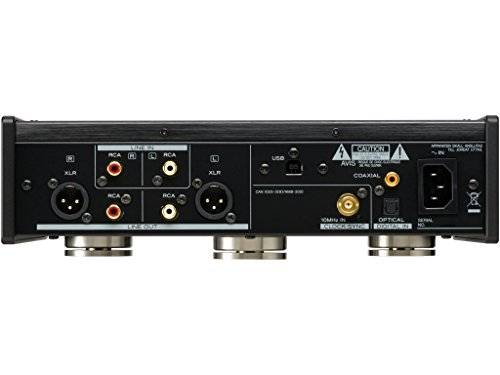 ティアック デュアルモノーラルUSB-DAC/ヘッドホンアンプ Reference UD-503 (ブラック) UD-503-B