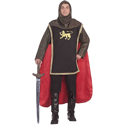 Medieval Knight Adult Costume - Standard