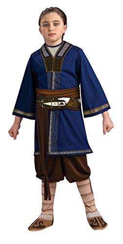 The Last Airbender Child's Costume, Sokka Costume-Large