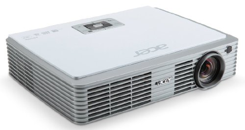 Acer K330 WXGA Resolution Projector. 500  Ansi Lumens, DLP 3D, HDMI, Carry Case Included.