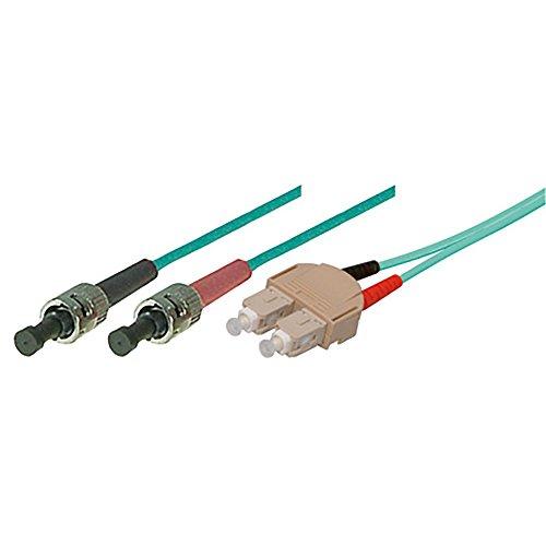 TPFNet Premium 2,00m LWL Kabel – LWL Patchkabel OM3 ST/SC