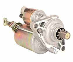 Discount Starter and Alternator 17743N Honda Prelude Replacement Starter