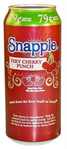 Snapple Green Tea Safecan - Snapple