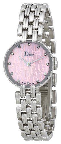Christian Dior Watches:Christian Dior Women's CD092110M003 Bagheera Stainless Steel Bracelet Watch Images