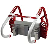 Kidde KL-2S Two-Story Fire Escape Ladder with Anti-Slip Rungs, 13-Foot