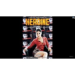 Heroine  (Hindi Movie / Bollywood Film / Indian Cinema DVD) (2012)