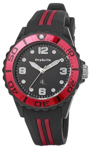 Orphelia OR53171547 - Orologio da polso unisex, caucciú, colore: multicolore