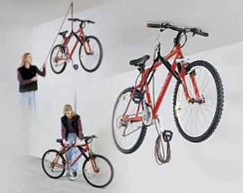 1-Pt. Bike Hoist - 16'Rise