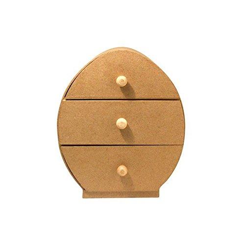 commode-en-papier-mache-ovale-avec-3-tiroirs